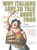 Pdf Why Italians Love to Talk about Food