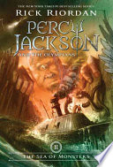 The Percy Jackson and the Olympians, Book Two: Sea of Monsters