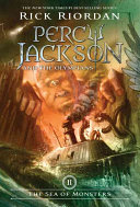 The Percy Jackson and the Olympians, Book Two: Sea of Monsters image