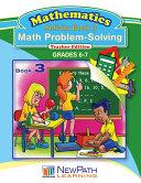 Math ProblemSolving Workbook Book 3