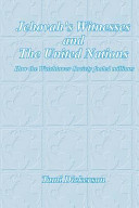 Jehovah's Witnesses and the United Nations