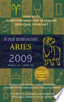 Aries Super Horoscopes 2012