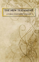 LSV Reader s Bible  Volume IV  the New Testament  Digital Cloth with Chapter and Verse Numbers  Large Print  and Wide Margins
