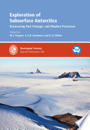 Exploration of Subsurface Antarctica
