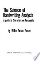 The Science of Handwriting Analysis