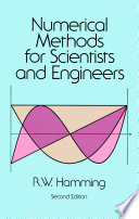 Numerical Methods for Scientists and Engineers by Richard W. Hamming,Richard Wesley Hamming PDF
