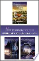 Harlequin Love Inspired Suspense February 2021   Box Set 1 of 2