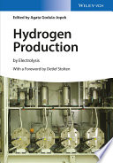 Hydrogen Production Book
