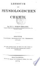 Lehrbuch der Chemie