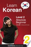 Learn Korean Level 2 Absolute Beginner