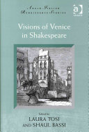Pdf Visions of Venice in Shakespeare