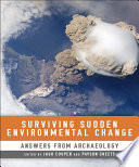 Surviving sudden environmental change answers from archaeology