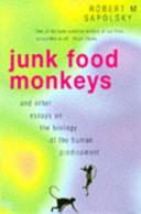 Junk Food Monkeys Book