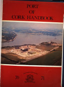 Cork Harbour Commissioners Hand Book