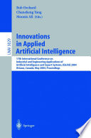 Innovations In Applied Artificial Intelligence Book PDF