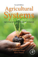 Pdf Agricultural Systems: Agroecology and Rural Innovation for Development Telecharger