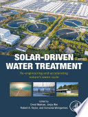 Solar Driven Water Treatment
