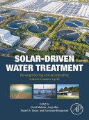 Solar Driven Water Treatment