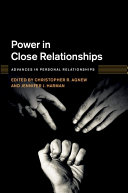 Power in Close Relationships