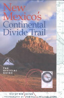 New Mexico s Continental Divide Trail