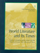 Latin American Literature and Its Times