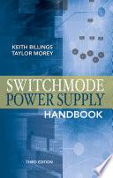 Switchmode Power Supply Handbook 3 E