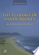The Ecology of Sandy Shores Book
