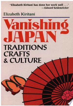 Download Vanishing Japan Free PDF Books - Free PDF