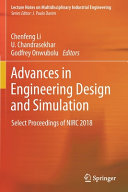 Advances In Engineering Design And Simulation Book PDF