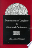 Dimensions of Laughter in Crime and Punishment