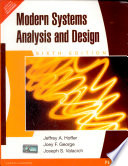 Modern Systems Analysis and Design, 6/e