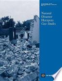 Natural Disaster Hotspots Case Studies Book