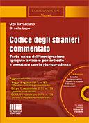 Codice degli stranieri commentato. Testo unico dell'immigrazione spiegato articolo per articolo e annotato con la giurisprudenza. Con CD-ROM
