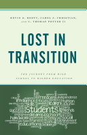 Lost in Transition Pdf/ePub eBook