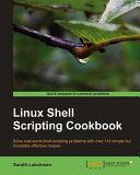 Pdf Linux Shell Scripting Cookbook