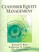 Customer Equity Management