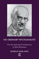 No Ordinary Psychoanalyst
