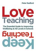 Love Teaching, Keep Teaching Pdf/ePub eBook