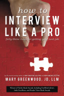 How to Interview Like a Pro