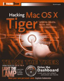 Hacking Mac Os X Tiger Book PDF