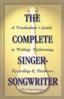 The Complete Singer songwriter Book