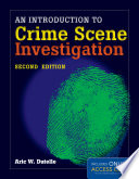 An Introduction To Crime Scene Investigation Book PDF