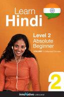 Learn Hindi   Level 2  Absolute Beginner