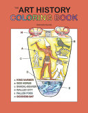 The Art History Coloring Book