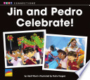 Jin and Pedro Celebrate