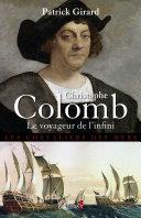 Pdf Christophe Colomb Le Voyageur de l'infini Telecharger