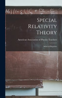 Special relativity theory