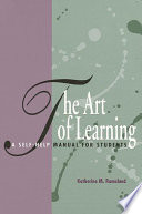 Art of Learning  The