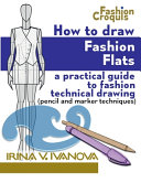 How to Draw Fashion Flats