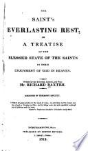 The Saint S Everlasting Rest Book
